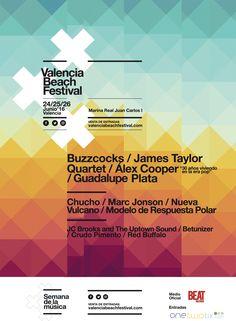 Nace el Valencia Beach Festival, más música alternativa - http://www.absolutvalencia.com/nace-el-valencia-beach-festival-mas-musica-alternativa/