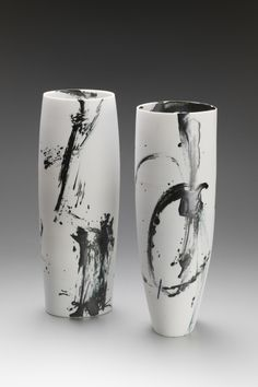 ceramic vase, Karin BABLOK