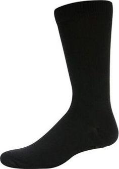 Microfiber Nylon Crew Socks, 3-Pack | Socks | Dickies.com