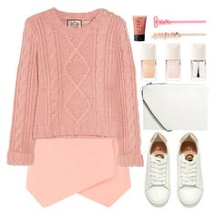"""""""And it's coming closer"""" by annaclaraalvez ❤ liked on Polyvore featuring Dorothy Perkins, Juicy Couture, H&M, NARS Cosmetics, Monki and ban.do"""