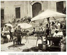 Yeni Cami Önü, 1909