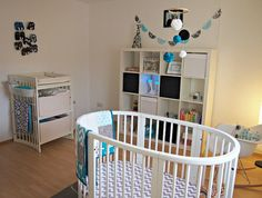 Stokke kinderzimmer ~ Stokke sleepi convertible crib in white via my full house