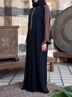 Hagar Abaya and Prayer Set Burqa Designs, Abaya Designs, Muslim Dress, Hijab Dress, Abaya Fashion, Muslim Fashion, African Fashion Dresses, Fashion Outfits, Mode Abaya