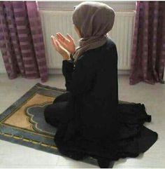 The power of dua muslim girl