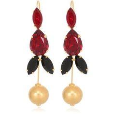Marni Women Crystal Earrings