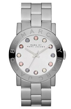 MARC BY MARC JACOBS 'Amy' Bracelet Watch, 37mm | Nordstrom
