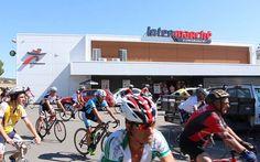 Campo Maior: Centena e Meia de Ciclistas recebidos no Intermarché | Elvasnews