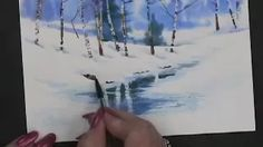 watercolor painting lessons - YouTube