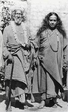Yogananda & Yukteshwar