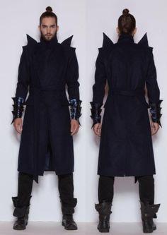 Futuristic Clothing For Men |  Inspired, Prometheus, futuristic fashion ...