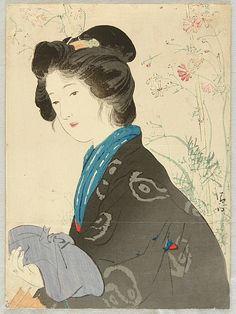 kiyokata kaburagi - Google Search The Draw, Art Google, Snow White, Disney Characters, Fictional Characters, Bring It On, Culture, Portrait, Disney Princess