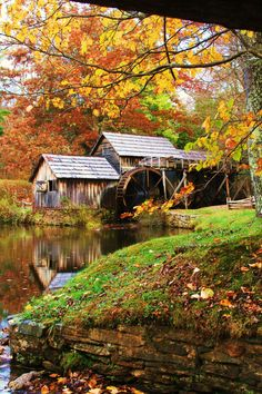 Mabry Mill - Meadows Of Dan, Virginia