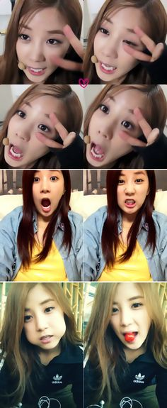 Apink Rong-Leader Chorong is Crazy