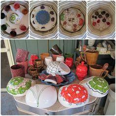 Fresh from the kiln! #ceramics | haldecraft's photo on Instagram