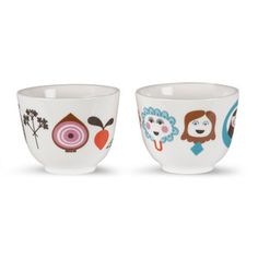 Fika Cup Set Of 2, 24,95€, now featured on Fab.