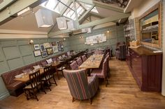 The Britannia | Pub, Dining Room and Events | Kensington W8 6UX