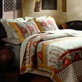Found it at Wayfair - Marrakesh Quilt Set