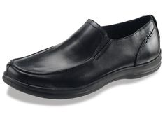 59925ab101c2e4 Dawson Moc Slip-On - Black leather