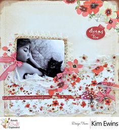 My DT creation 'Dreams Do Come True' for using the collection Featuring one super sweet… Scrapbook Layouts, Scrapbook Pages, Scrapbooking, Dreams Do Come True, Project Life, Enchanted, Magenta, Angel, Sweet