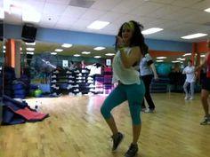 """Zumba fitness with Sheila Suazo """"SAMBA"""""""