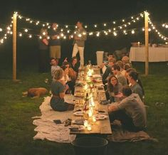sustainable dinner party IQS