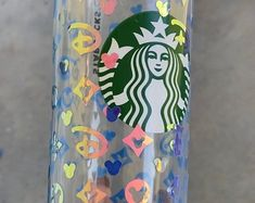 Starbucks Cold Cup Venti / Bridesmaid Gift / Personalized Gift / Bridesmaid Proposal / Teacher Gift / Teacher Appreciation / Birthday Gift Starbucks Birthday, Starbucks Christmas, Personalized Bridesmaid Gifts, Personalized Tumblers, Cute Birthday Gift, Birthday Ideas, Coffee Gift Baskets, Cute Gifts, Best Gifts