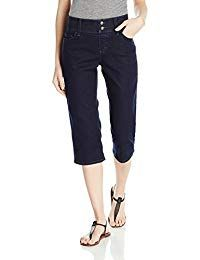 Riders by Lee Indigo Womens Waist Smoother Denim Capri Pants Fashion Boutique, Indigo, Capri Pants, Denim, Clothes For Women, Stylish, Jeans, Womens Fashion, Jackets