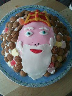 Sint taart