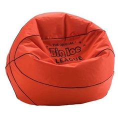 comfort research big joe basketball bean bag