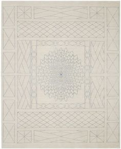 Traditional chinese motif rug IMPERIALE 01  MANSOUR MODERN