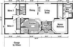 Single Story Home Elevations. Single. Home Plan And House Design Ideas