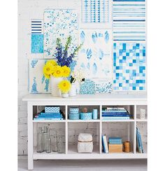 Decorate with Flowers Book -- One Kings Lane