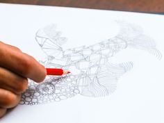 A Zentangle is an abstract drawing created using repetitive patterns according to the trademarked Zentangle Method. True Zentangles are always created on square tiles, and they are always done in black ink on white paper. The invention of...