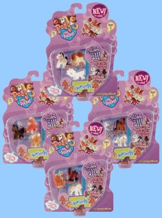 "Pony In My Pocket ""Newborns"" Series (various) (U.K. and Worldwide)"