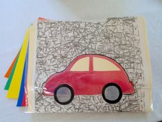 Fun with Friends at Storytime: My Little Red Car