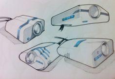 Projector sketches _2013
