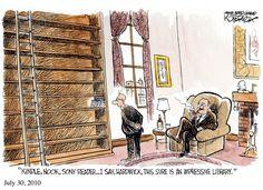 16 viñetas cómicas sobre los #ebooks
