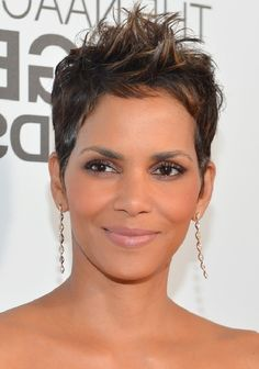Black Short Hairstyles Women Over 40
