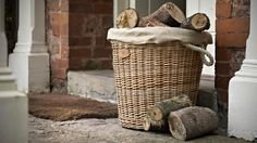 Handmade Willow Furniture   Willow Baskets   Luxury Hampers   Bespoke Baskets - The Somerset ...