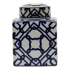 Creative Co-Op Turn of the Century Decorative Ginger Jar & Reviews | Wayfair