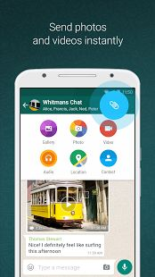 WhatsApp Messenger (Beta)- screenshot thumbnail