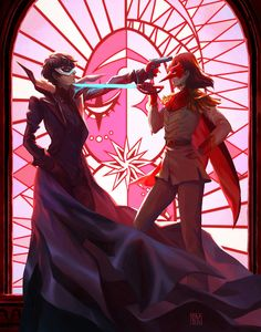 Persona Five, Persona 5 Anime, Persona 5 Joker, Video Game Art, Video Games, Character Art, Character Design, Goro Akechi, Shin Megami Tensei Persona