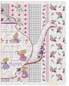 Hello Kitty cross stitch patterns (this needs translated though. Cross Stitch Borders, Cross Stitch Alphabet, Cross Stitch Samplers, Cross Stitch Animals, Cross Stitch Flowers, Cross Stitch Charts, Cross Stitch Designs, Cross Stitching, Cross Stitch Embroidery