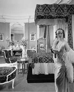 guest at mrs vanderbilt s bedroom