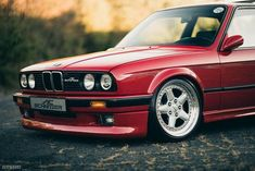Ac Schnitzer, Bmw Classic, Bmw E30, Bmw 3 Series, Bmw Cars, Cars And Motorcycles, Vintage Cars, Cool Cars, Dream Cars