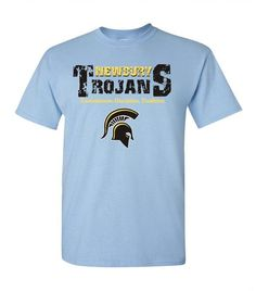 Trojans Spiritwear T-Shirt Design.  School Spiritwear Shirts and Apparel.  Use your mascot graphic or ours.  EASY and RISK FREE!!     Great for Elementary Schools.  http://spiritwearshirts.com/