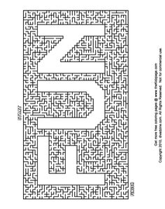 fun maze free printable learning activities for kids printable colouring sheets