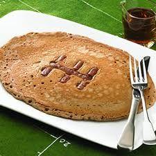 game day breakfast surprise for boyfriend?