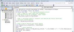 Weer een leuk programmeeropdrachtje voor #Excel en #Outlook binnen: automatisch #agendaitems maken vanuit #admin! #vba