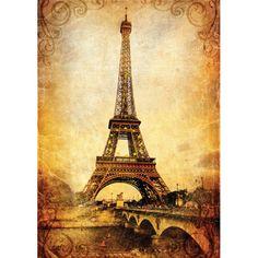Decoretto Фотообои Мгновения Парижа, 180х254